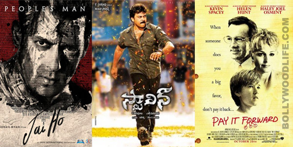 Will Salman Khan outdo Chiranjeevi and Kevin Spacey with his performance in Jai Ho?