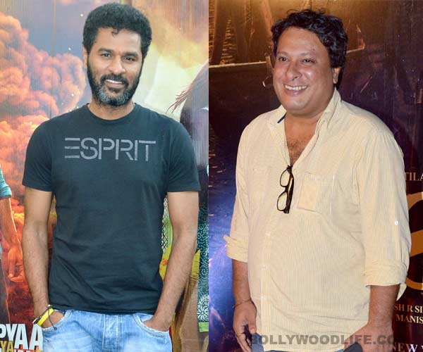 Prabhudeva: Tigmanshu Dhulia and I are very different filmmakers