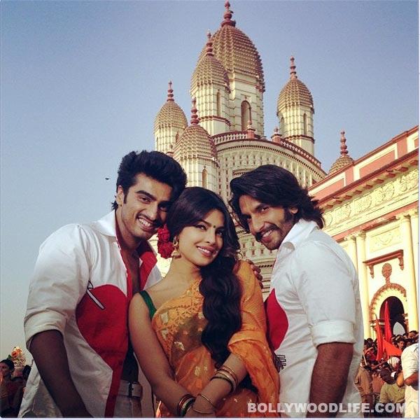 Priyanka Chopra, Ranveer Singh and Arjun Kapoor to launch Gunday trailer at Dubai International Film Festival