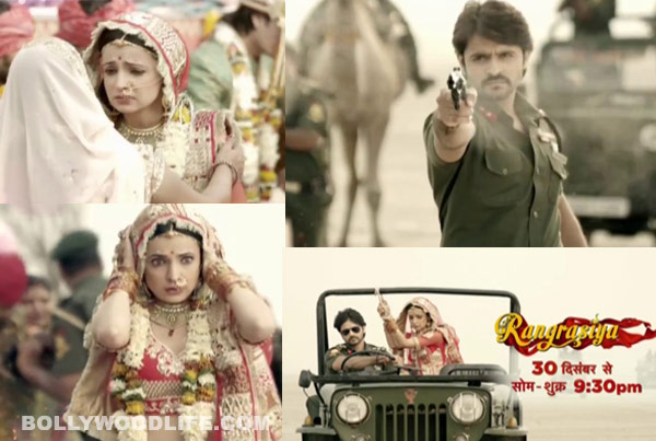 Rangrasiya promo: Did Rudra kill Parvati's husband?