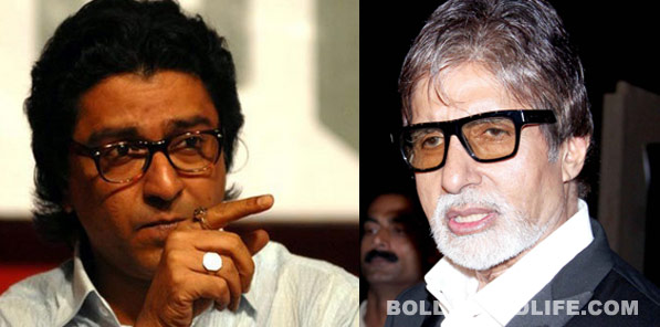 Is Raj Thackeray hated and Amitabh Bachchan loved?