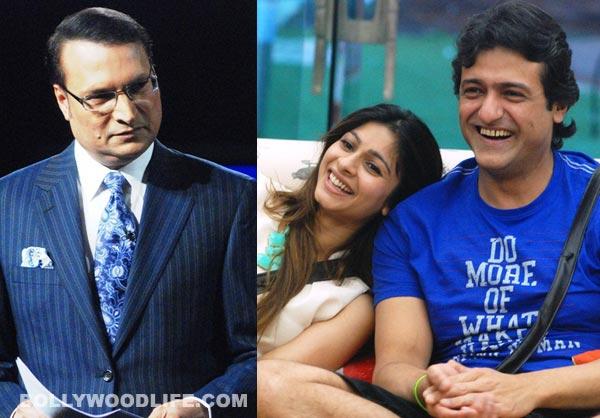 Bigg Boss 7: Armaan Kohli and Tanishaa Mukherji's relationship is real, claims Rajat Sharma