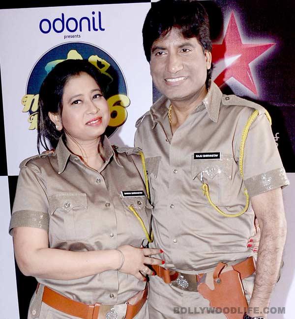 Nach Baliye 6: Are Raju Shrivastav and his wife Shikha eliminated?