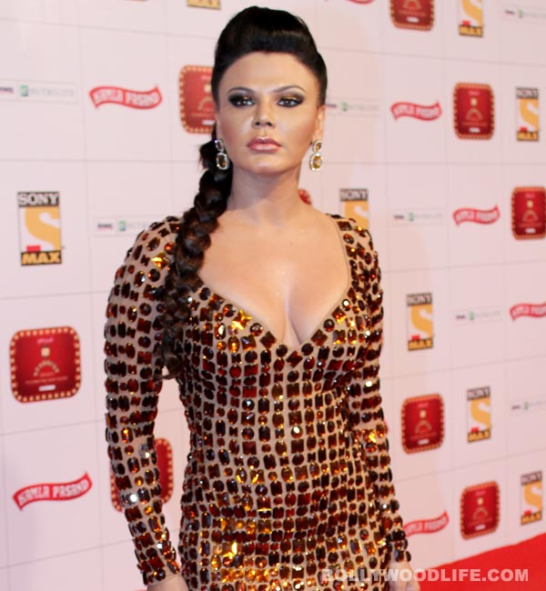 What is Rakhi Sawant's Marathi film all about?