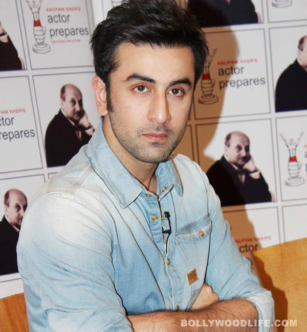 Ranbir Kapoor: Everybody is competition from - Mr Amitabh Bachchan right down to Varun Dhawan!