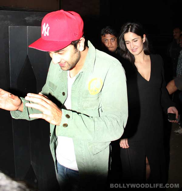 Will Ranbir Kapoor and Katrina Kaif spend New Year's together?