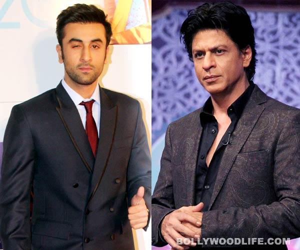 Should Shahrukh Khan be afraid of Ranbir Kapoor?