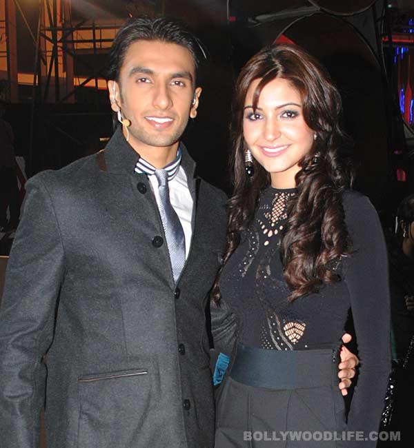 Is Anushka Sharma miffed with Ranveer Singh?
