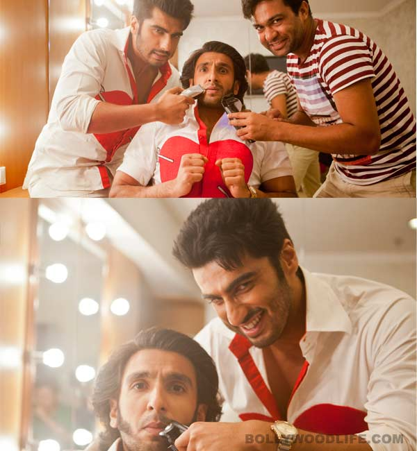 Was Ranveer Singh forced to get rid of his moustache? Watch video!