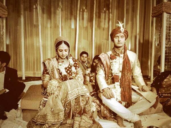 Ravi Dubey-Sargun Mehta wedding: The big fat telly shaadi. View pics!