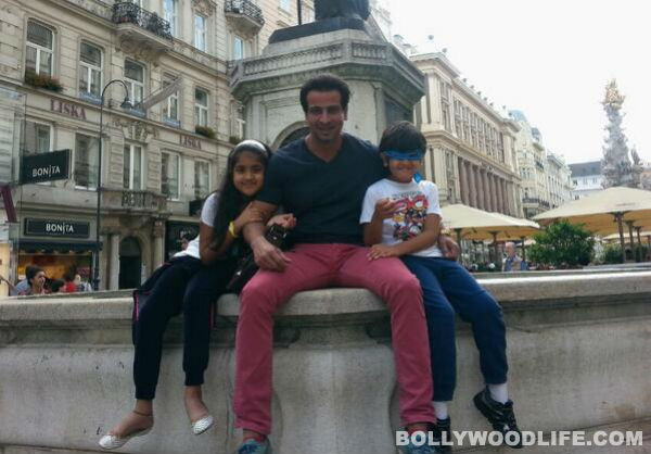 What is Ronit Roy planning for this New Year's?