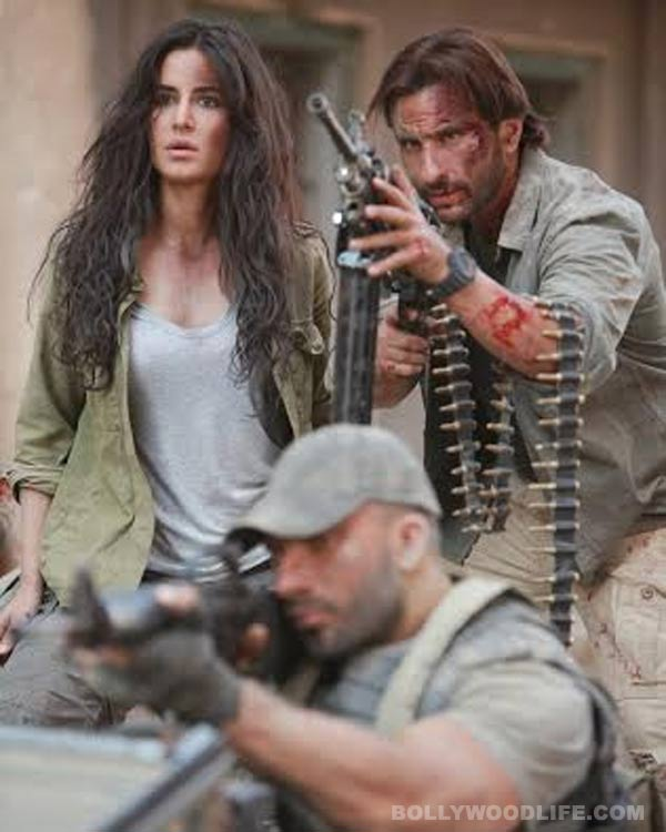 Katrina Kaif and Saif Ali Khan's Phantom comes to Mumbai!