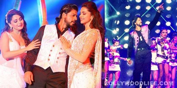 What went wrong during Shahrukh Khan and Madhuri Dixit Nene's Dubai performance?