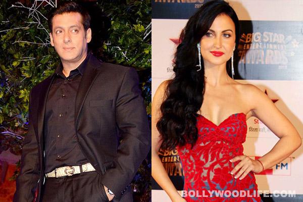 Is Salman Khan in love with Elli Avram?