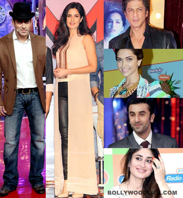 Salman Khan and Katrina Kaif the most searched celebrities of 2013, says Google