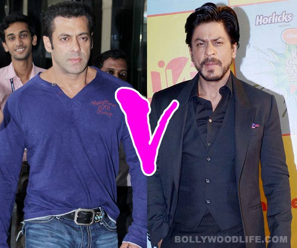 Shahrukh Khan and Salman Khan to clash!