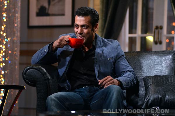 Salman Khan's Koffee With Karan episode crosses 10 lakh views on YouTube!