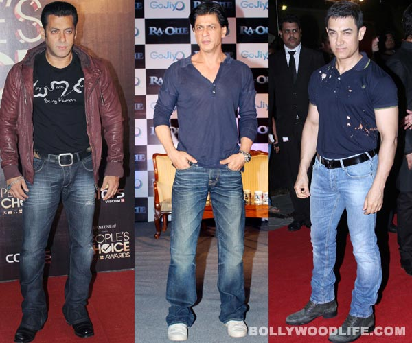 Aamir Khan: Salman Khan is No 1, Shahrukh Khan is extremely charming!