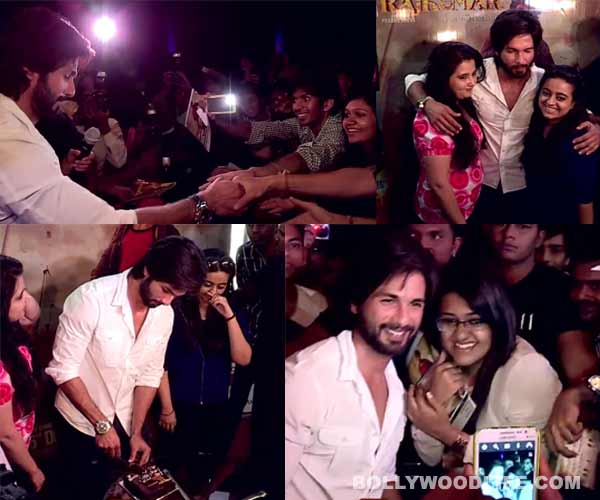 Will Shahid Kapoor's promotion techniques make R…Rajkumar a hit?