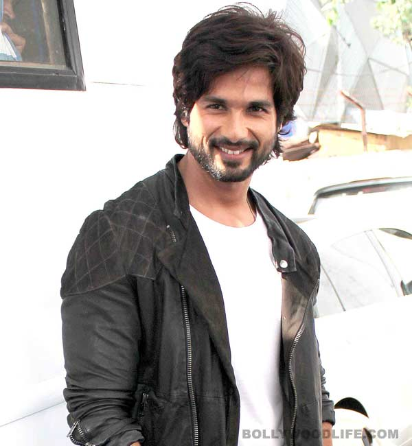 What is Shahid Kapoor doing these days?