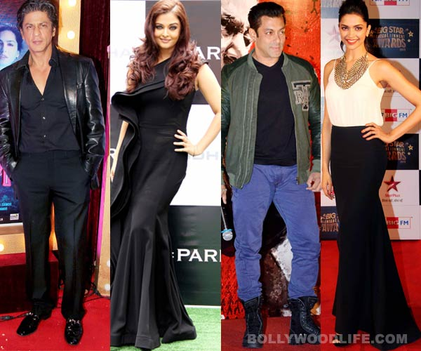 Shahrukh Khan, Aishwarya Rai Bachchan, Salman Khan, Deepika Padukone - Who will be the luckiest B-town celeb in 2014?