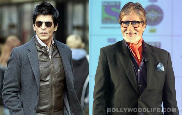 Will Shahrukh Khan ever beat Amitabh Bachchan?