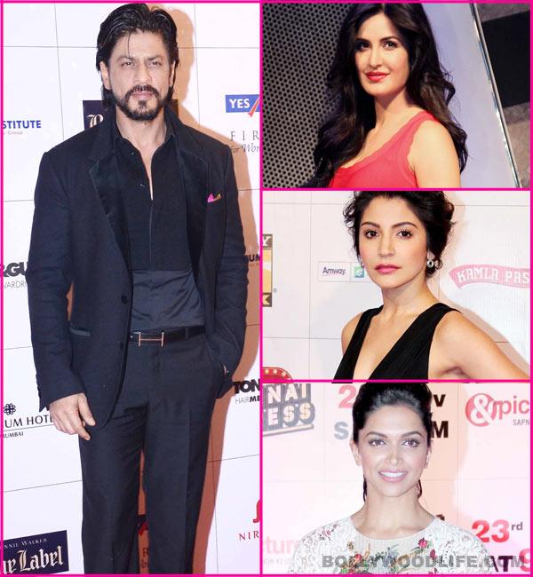 Katrina Kaif or Anushka Sharma - Who will be Shahrukh Khan's next co-star?