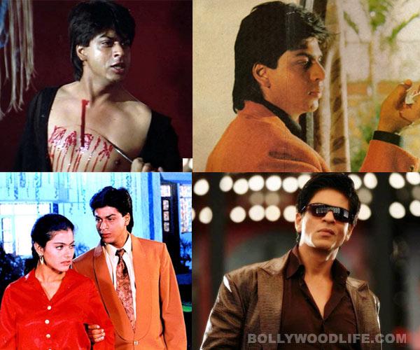 Darr, Baazigar, Anjaam or Don: Which is Shahrukh Khan's best baddie avatar? Vote!