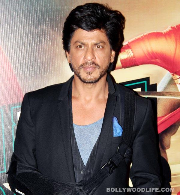 Why does Shahrukh Khan hate himself?