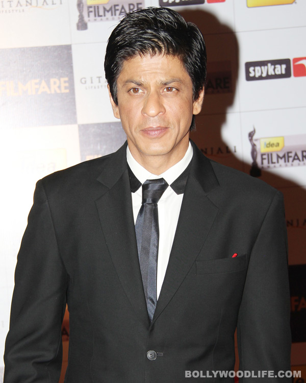 Shahrukh Khan to go underwater for Happy New Year!