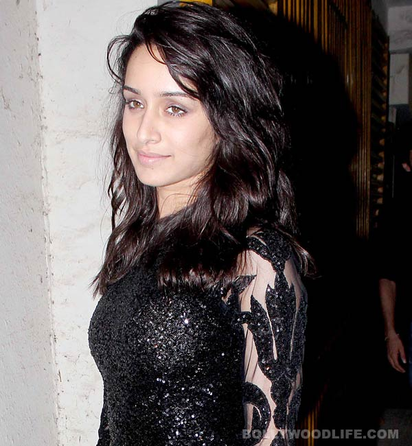 Was Shraddha Kapoor thrown out of Gabbar?