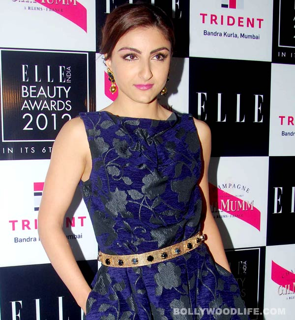 Soha Ali Khan loves street fashion over runway styles