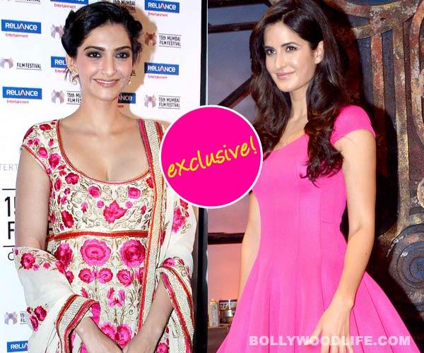 Arbaaz Khan replaces Katrina Kaif with Sonam Kapoor in Dolly Ki Doli
