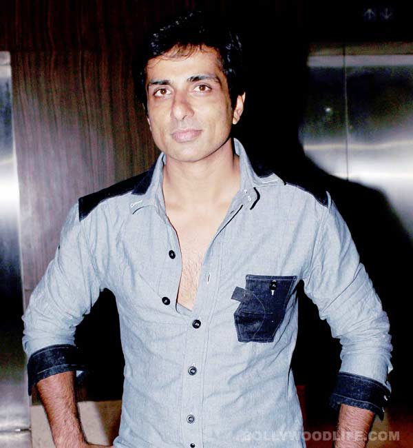 Why was Sonu Sood unable to shoot the action sequences for R...Rajkumar?