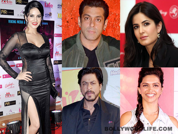 Sunny Leone beats Salman Khan, Shahrukh Khan and Sachin Tendulkar to top Google's 'most searched people' list!