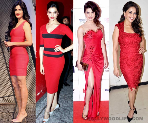 Katrina Kaif, Priyanka Chopra or Deepika Padukone: Who is the sexiest Santa in B-town?