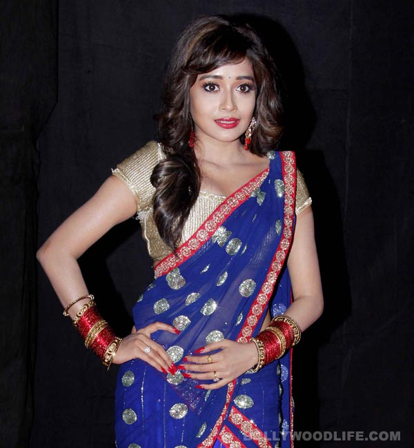 Is Tina Dutta miffed with Colors channel?
