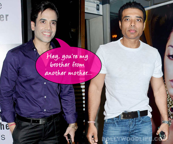 Is Tusshar Kapoor becoming the next Uday Chopra?