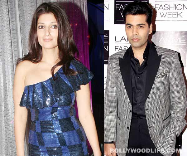 Why did Twinkle Khanna say no to Koffee with Karan?