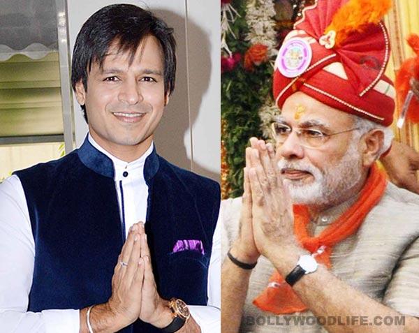 Will Vivek Oberoi play Narendra Modi onscreen?