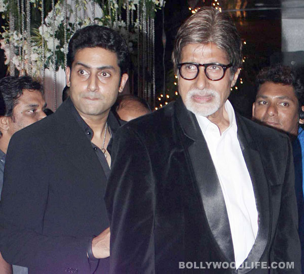 Abhishek Bachchan has never watched Amitabh and Jaya Bachchan starrer Sholay on big screen