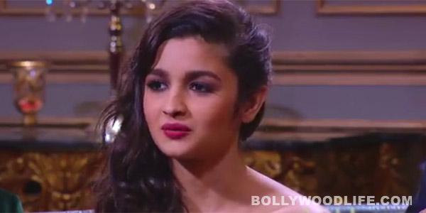 Was Alia Bhatt telling lies on Koffee With Karan 4? Watch video!