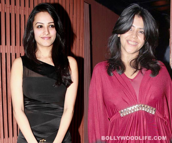 Anita Hassanandani: Ekta Kapoor knows to take out the best in me