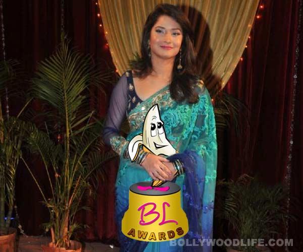 The 3rd BollywoodLife Awards 2013: Archana wins Television's Ageless Beauty Award