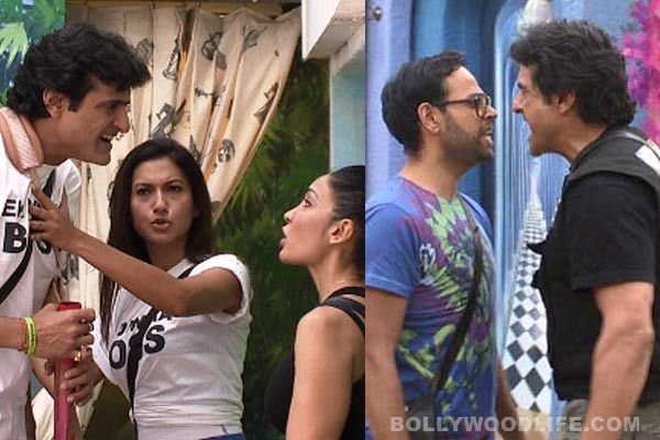 Bigg Boss 7: Take a look at 7 images that truly defined the show!