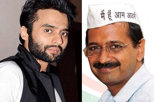 Has Jackky Bhagnani inspired Arvind Kejriwal?
