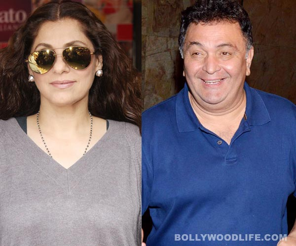 Dimple Kapadia to have special screening for 'good friend' Rishi Kapoor