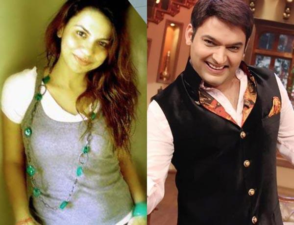 Who is Kapil Sharma's girlfriend?