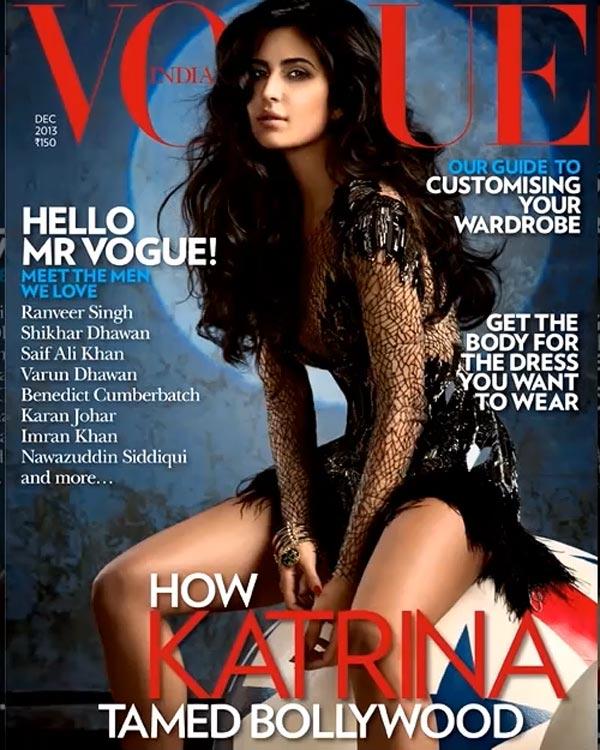 Katrina Kaif: Wild, sexy and sensuous!