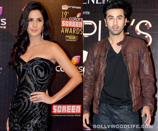 Has romance between Katrina Kaif and Ranbir Kapoor fizzled?